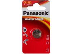 Батарейка Panasonic CR 1632 Lithium (BLI/1)