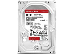 Жорсткий диск Western Digital Red Pro 8TB WD8003FFBX