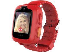 Смарт годинник Elari KidPhone 3G Red  (KP-3GR)