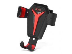Кріплення для мобільного телефону Hoco CA22 Black/Red  (HOCO CA22 Black/Red)