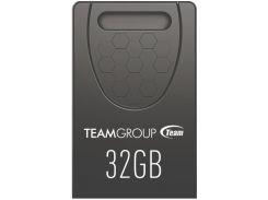 Флешка USB  Team C157 TC157332GB01  Black
