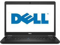 Ноутбук Dell Latitude 5491 N004L549114EMEA_U Black