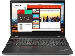 Ноутбук Lenovo ThinkPad T580 20L90021RT Black