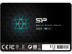 Твердотільний накопичувач Silicon Power Ace A55 512GB SP512GBSS3A55S25
