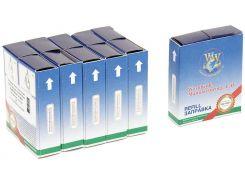 Стрічка WWM 6,35 mm*5,5 m Refill STD Black кільце комплект 5 шт. (R6.5.5S5)