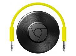 Медіаплеєр Google Chromecast Audio Black