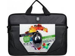 Сумка для ноутбука Port Design Polaris Bandle Black