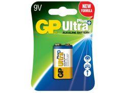 Батарейка GP ULTRA + 6FL22 крона