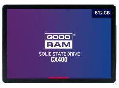 Твердотільний накопичувач GOODRAM CX400 512GB SSDPR-CX400-512
