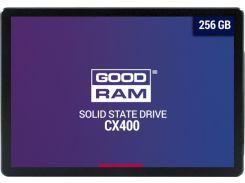Твердотільний накопичувач GOODRAM CX400 256GB SSDPR-CX400-256