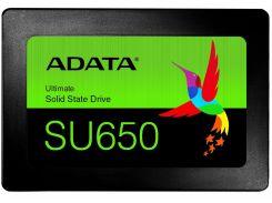 Твердотільний накопичувач A-Data Ultimate SU650 240GB ASU650SS-240GT-R