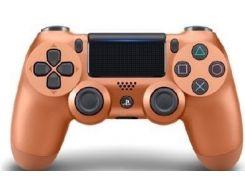 Геймпад Sony PlayStation Dualshock v2 Metalic Cooper  (9766612)