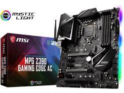 Материнська плата MSI MPG Z390 GAMING EDGE AC