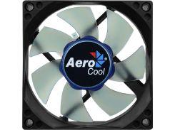 Вентилятор для корпуса AeroCool Motion 8 Blue  (Motion 8 Blue LED)
