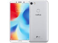 Смартфон TP-Link Neffos C9a 2/16GB Moonlight Silver  (TP706A64UA)