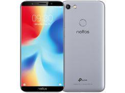 Смартфон TP-Link Neffos C9a 2/16GB Cloudy Grey  (TP706A24UA)