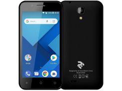 Смартфон TWOE E450A 2018 Black  (TWOE E450A Black)