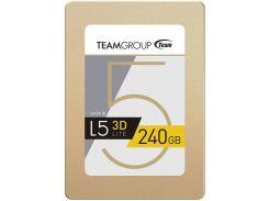 Твердотільний накопичувач Team L5 Lite 3D 240GB T253TD240G3C101