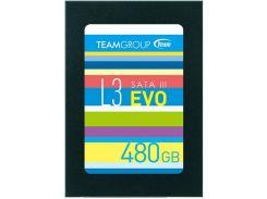 Твердотільний накопичувач Team L3 EVO 480GB T253LE480GTC101