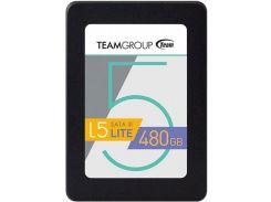 Твердотільний накопичувач Team L5 Lite 480GB T2535T480G0C101