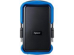 Зовнішній жорсткий диск Apacer AC631 2TB AP2TBAC631U-1 Blue