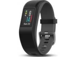 Фітнес браслет Garmin Vivosport Slate Large Black  (010-01789-52)
