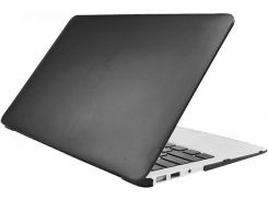 Чохол для ноутбука iPearl Crystal Case for MacBook Air 13 Black