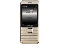 мобільний телефон prestigio grace a1 1281 ds gold  (pfp1281duogold)