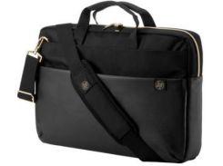 Сумка для ноутбука HP Duotone Briefcase Black/Gold