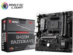 Материнська плата MSI B450M BAZOOKA V2
