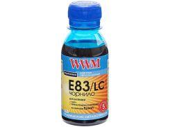 Чорнило WWM for Epson Stylus Photo T50/P50/PX660 (Light Cyan) 100g світлостійке (E83/LC-2)