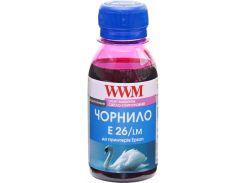 Чорнило WWM for Epson Expression Photo XP-55/XP-750/XP-850 Light Magenta 100g (E26/LM-2)