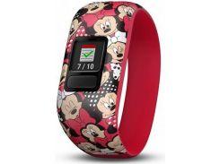 Фітнес браслет Garmin Vivofit Jr.2 Stretchy Disney Minnie Mouse  (010-01909-50)