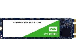 Твердотільний накопичувач Western Digital Green 2280 480GB WDS480G2G0B