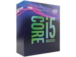Процесор Intel Core i5-9600K (BX80684I59600K) Box