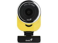 Web-камера Genius QCam 6000 Yellow  (32200002403)