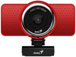 Web-камера Genius ECam 8000 Red  (32200001401)