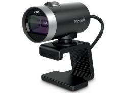 Web-камера Microsoft LifeCam Cinema for Business Black-Grey  (6CH-00002)