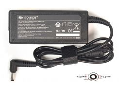 Блок живлення для ноутбука PowerPlant Asus 19V 3.42A 65W 4.0*1.35