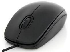 Мишка 2E MF104 Black