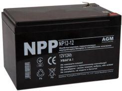 Батарея для ПБЖ NPP NP1212