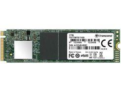 Твердотільний накопичувач Transcend 110S 2280 PCIe 3.0 x4 NVMe 1TB TS1TMTE110S