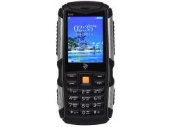 Мобільний телефон 2E R240 Black  (R240 DS Black)