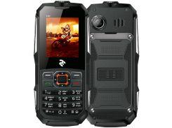 Мобільний телефон 2E R180 Black  (R180 DS Black)