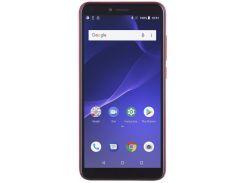 Смартфон 2E F572L 2018 2/16GB Red  (708744071194)