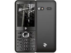 Мобільний телефон 2E E280 DS 2018 Black