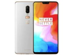 Смартфон OnePlus 6 A6000 8/128GB Silk White