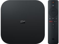 Медіаплеєр Xiaomi Mi Box S 4K 2/8GB International Edition Black  (MDZ-22-AB)