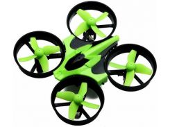 Квадрокоптер Eachine E010 Mini Green with battery  (SKU447810/green/2batt)