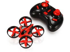 Квадрокоптер Eachine E010 Mini Red with Battery  (SKU447810/red/2bat)